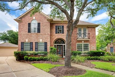 Sugar Land Single Family Home For Sale: 8510 Hillsboro Place