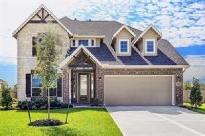 Rosenberg Single Family Home For Sale: 8706 Snyder Farm Lane