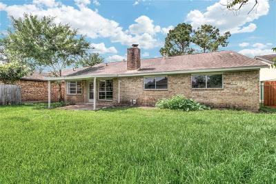 Pasadena Single Family Home For Sale: 5904 N Meadow Court
