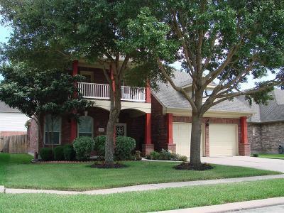 Richmond Single Family Home For Sale: 5522 Elderberry Arbor