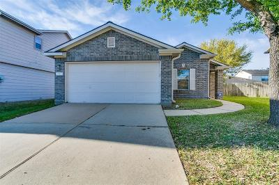 Katy Single Family Home For Sale: 21815 Olympia Springs Lane