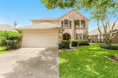 Pearland Single Family Home For Sale: 4935 Sentry Woods Lane