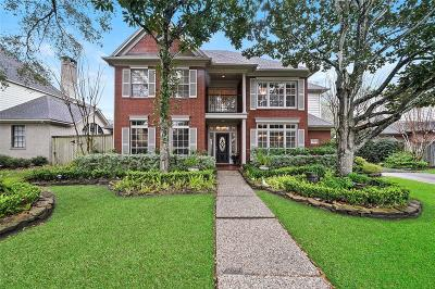 Houston TX Single Family Home For Sale: $408,000