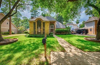 Tomball Single Family Home For Sale: 15707 Gilbertyn Drive