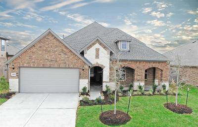 Katy Single Family Home For Sale: 5218 Gerent Lane
