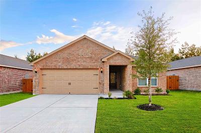 Single Family Home For Sale: 7630 Glaber Leaf Road