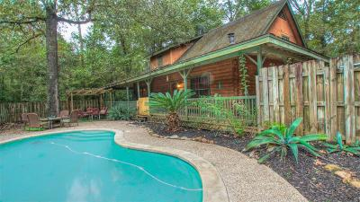 Huffman Single Family Home For Sale: 288 S Oak Hill Drive
