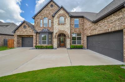 Katy Single Family Home For Sale: 27822 Norfolk Trail Lane