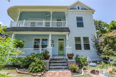 Houston Single Family Home For Sale: 903 Welch Street