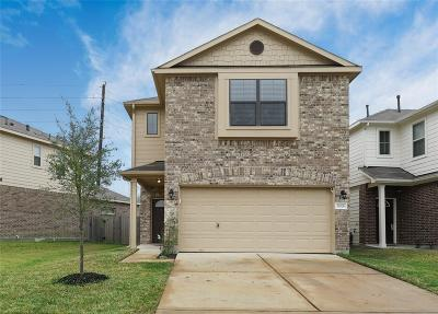 Single Family Home For Sale: 16026 Sommerall Lake Lane