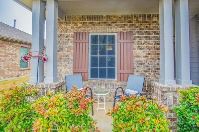 Texas City Single Family Home For Sale: 2804 Ruby Drive