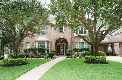 Katy Single Family Home For Sale: 2714 Shannon Forest Ct