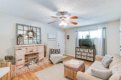 Single Family Home For Sale: 5207 Avenue K