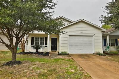 Tomball Single Family Home For Sale: 10018 Sweet Olive Way