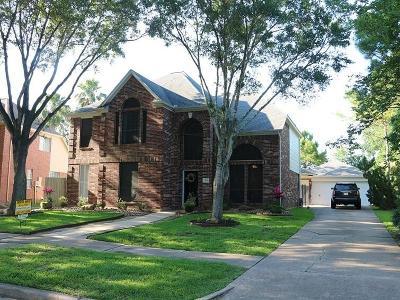 League City Single Family Home For Sale: 208 Sunset Ridge Drive