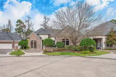 Kingwood Single Family Home For Sale: 47 Links Side Court
