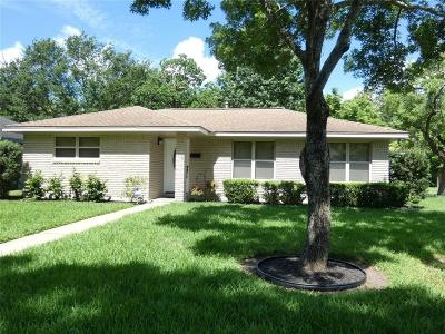 Houston Single Family Home For Sale: 11102 Cliffwood Drive