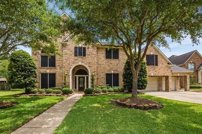 Katy Single Family Home For Sale: 6910 Spring Run Lane