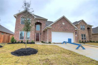 Baytown Single Family Home For Sale: 6523 Hunters Trace Lane