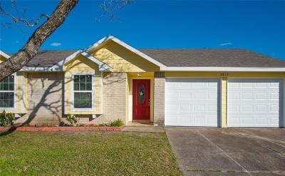 Webster Single Family Home For Sale: 2815 Heritage Colony Drive
