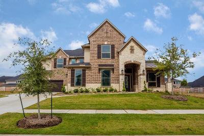 Houston Single Family Home For Sale: 13819 Windward Harbor Court