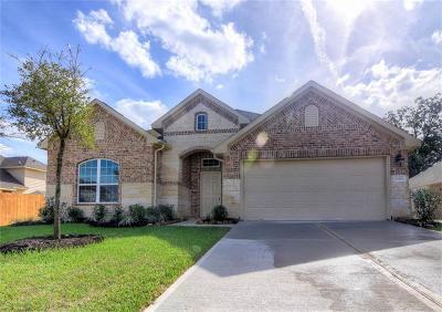 Kingwood Single Family Home For Sale: 25011 Dover River Oaks