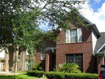 La Porte Single Family Home For Sale: 11017 Mesquite Drive