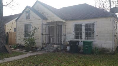 Houston Single Family Home For Sale: 5412 Leeland Street