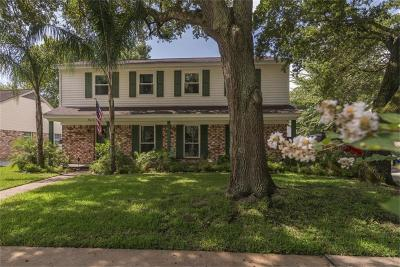 Seabrook Single Family Home For Sale: 4214 Elderwood Drive