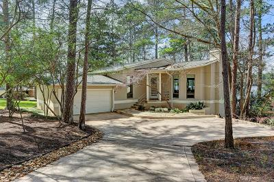 Single Family Home For Sale: 15709 Lakeway Drive