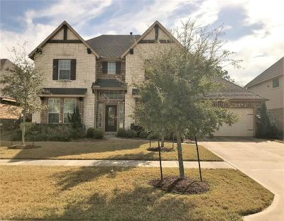 Conroe Single Family Home For Sale: 8168 Tranquil Lake Way