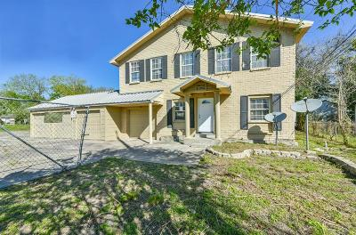 Houston Single Family Home For Sale: 3933 King Street