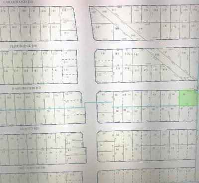 Residential Lots & Land For Sale: Darlington Road
