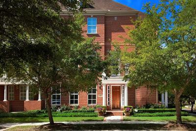 The Woodlands Condo/Townhouse For Sale: 39 History Row