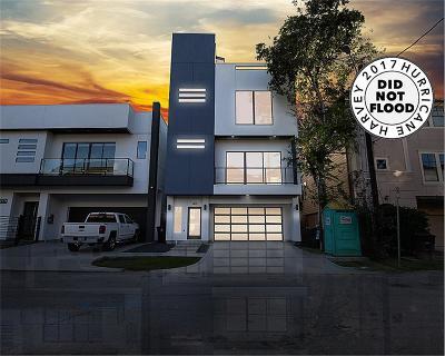Houston Single Family Home For Sale: 1407 Utah