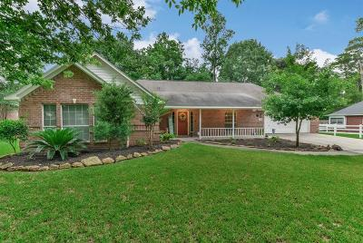 Magnolia Single Family Home For Sale: 7014 Wedgewood Drive