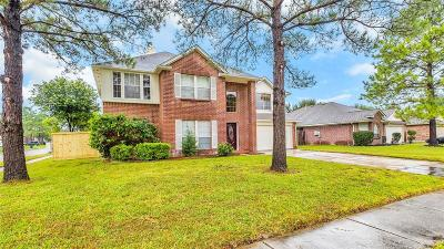 Houston TX Single Family Home For Sale: $206,000