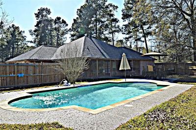 Magnolia Single Family Home For Sale: 34020 Running Wood Court