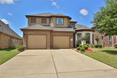 Sugar Land Single Family Home For Sale: 4522 Millstone Canyon Lane