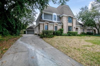 Spring Single Family Home For Sale: 16623 Wimbledon Forest Drive