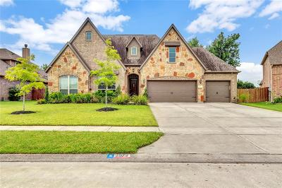 League City Single Family Home For Sale: 2972 Holbrook Valley Lane Lane