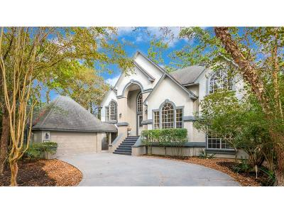 The Woodlands Single Family Home For Sale: 74 Mystic Lake Circle