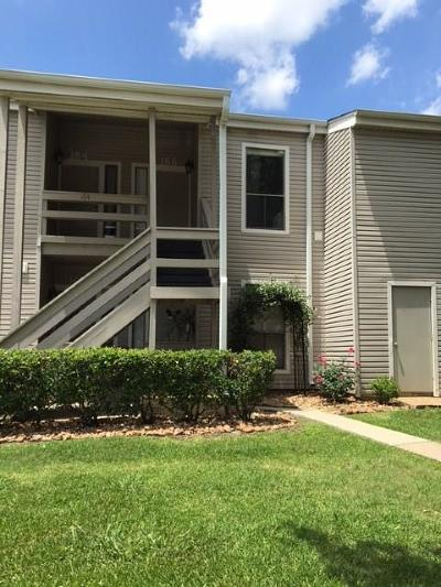 Conroe Condo/Townhouse For Sale: 164 April Point Drive North Drive N
