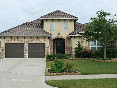 Fulshear Single Family Home For Sale: 10 Fair Bluff