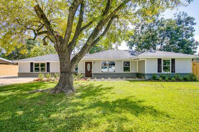 Houston Single Family Home For Sale: 1506 Freedonia Drive