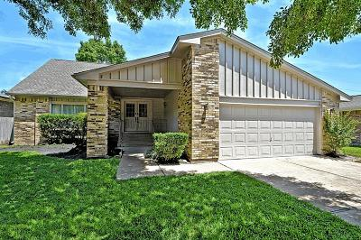 Katy Single Family Home For Sale: 21426 River Court Drive
