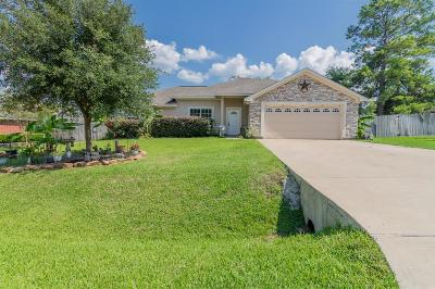Montgomery Single Family Home For Sale: 410 Moonwalk Street