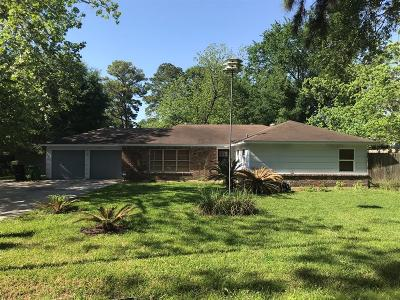 Houston Single Family Home For Sale: 9102 Cathey Lane
