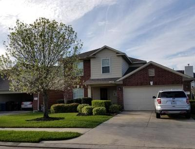 Spring Single Family Home Option Pending: 3147 Crossout Court