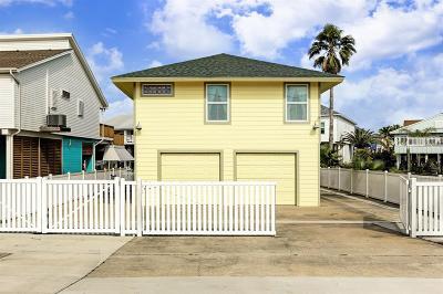 Tiki Island Single Family Home For Sale: 1106 Tiki Drive